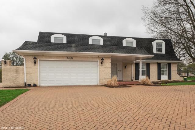 536 Kirkwood Cove, Burr Ridge, IL 60527 (MLS #10352350) :: The Wexler Group at Keller Williams Preferred Realty
