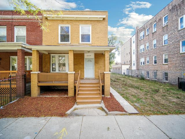 6409 S Champlain Avenue, Chicago, IL 60637 (MLS #10352389) :: Leigh Marcus | @properties
