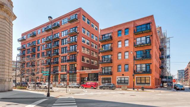 226 N Clinton Street #605, Chicago, IL 60661 (MLS #10352433) :: John Lyons Real Estate