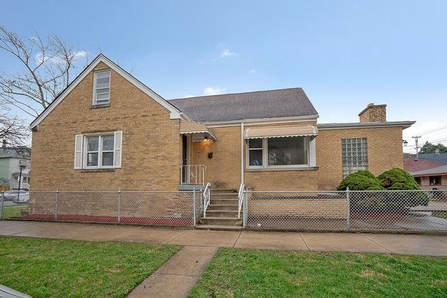 5800 S Fairfield Avenue, Chicago, IL 60629 (MLS #10352452) :: Helen Oliveri Real Estate