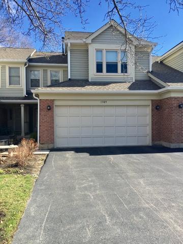 1309 Oakmeadow Court, Wheeling, IL 60090 (MLS #10352457) :: Jacqui Miller Homes