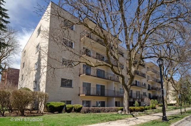 8630 Ferris Avenue #205, Morton Grove, IL 60053 (MLS #10352472) :: Helen Oliveri Real Estate