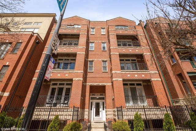 840 W Diversey Parkway 2E, Chicago, IL 60614 (MLS #10352479) :: John Lyons Real Estate