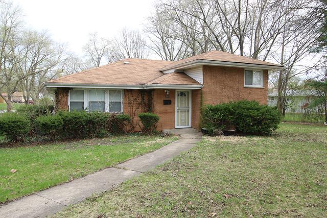 3107 Longfellow Avenue, Hazel Crest, IL 60429 (MLS #10352504) :: Helen Oliveri Real Estate