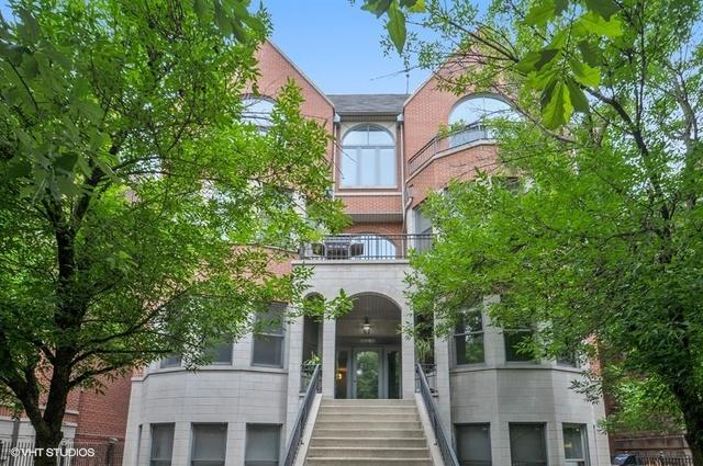 2026 W Pierce Avenue #7, Chicago, IL 60622 (MLS #10352509) :: Leigh Marcus | @properties
