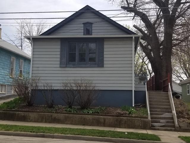 475 Park Street, Elgin, IL 60120 (MLS #10352544) :: Helen Oliveri Real Estate
