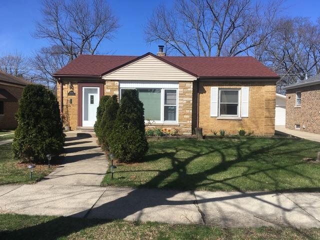 1504 Kemman Avenue, La Grange Park, IL 60526 (MLS #10352551) :: Helen Oliveri Real Estate