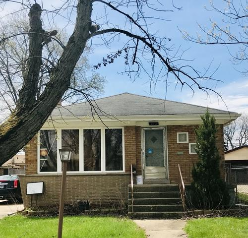 212 W 28th Place, South Chicago Heights, IL 60411 (MLS #10352598) :: Berkshire Hathaway HomeServices Snyder Real Estate
