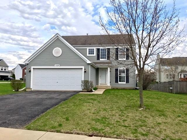1110 Sable Ridge Drive, Joliet, IL 60431 (MLS #10352614) :: The Wexler Group at Keller Williams Preferred Realty