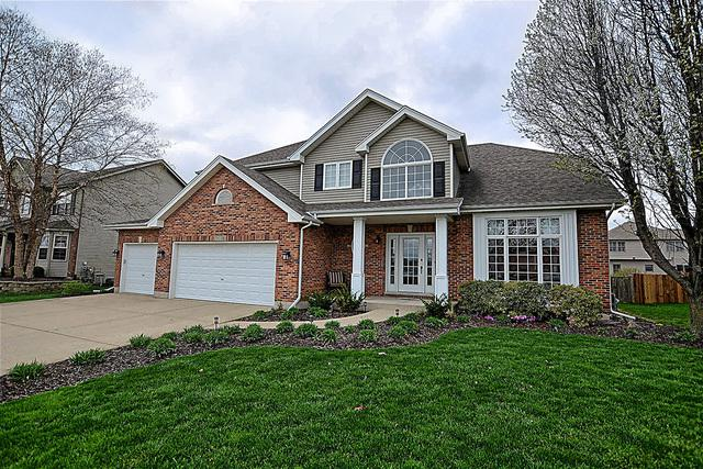 13136 Vicarage Drive, Plainfield, IL 60585 (MLS #10352620) :: The Wexler Group at Keller Williams Preferred Realty