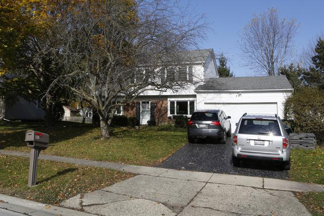 941 Ridgefield Lane, Buffalo Grove, IL 60089 (MLS #10352687) :: Helen Oliveri Real Estate
