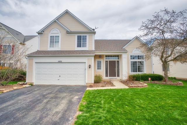 1426 E Braymore Circle, Naperville, IL 60564 (MLS #10352693) :: The Jacobs Group