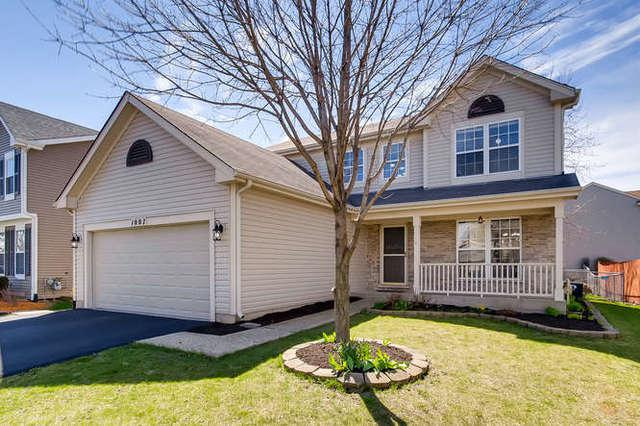1007 Meagan Court, Naperville, IL 60540 (MLS #10352695) :: The Jacobs Group