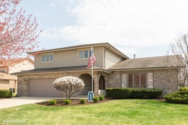 8009 174th Street, Tinley Park, IL 60477 (MLS #10352720) :: The Wexler Group at Keller Williams Preferred Realty