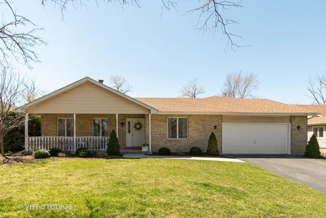 326 Holbrook Circle, Chicago Heights, IL 60411 (MLS #10352744) :: Helen Oliveri Real Estate