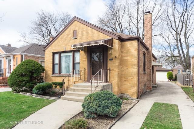 5024 N Nordica Avenue, Chicago, IL 60656 (MLS #10352746) :: Century 21 Affiliated