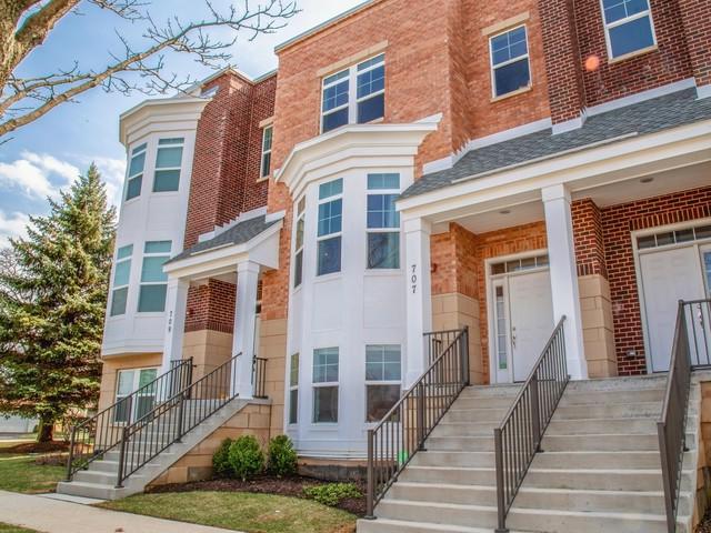 707 E Prospect Avenue, Mount Prospect, IL 60056 (MLS #10352760) :: The Jacobs Group