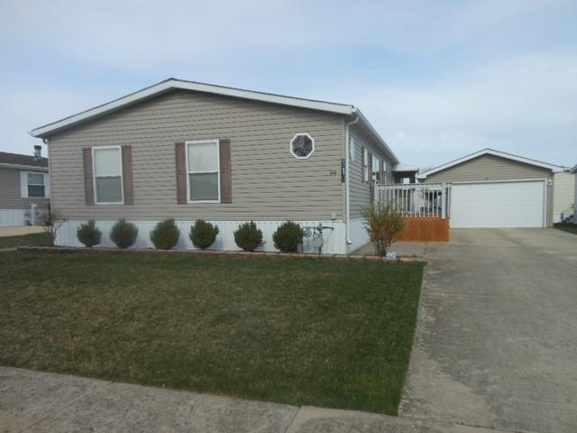 319 Tulip Circle, Matteson, IL 60443 (MLS #10352810) :: Helen Oliveri Real Estate