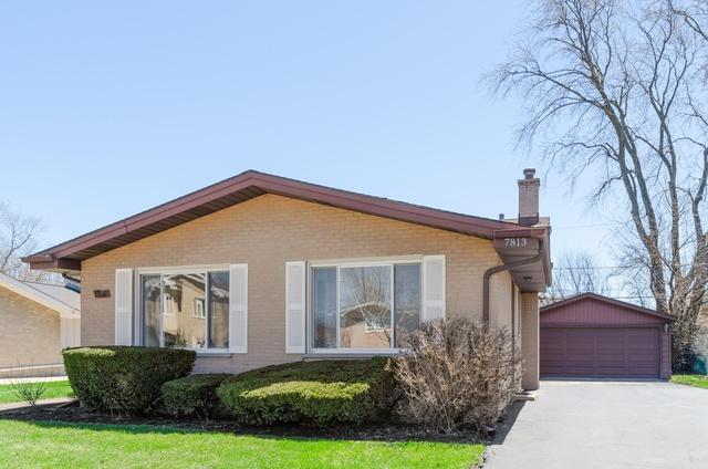 7813 Lake Street, Morton Grove, IL 60053 (MLS #10352864) :: BNRealty