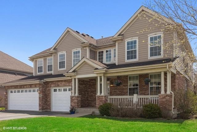 1341 Horizon Trail, Wheeling, IL 60090 (MLS #10352873) :: Leigh Marcus | @properties