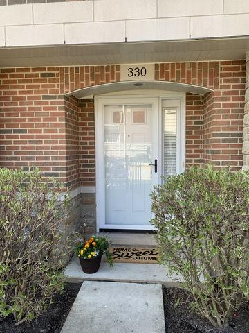330 W Seminary Avenue, Wheaton, IL 60187 (MLS #10352874) :: The Dena Furlow Team - Keller Williams Realty