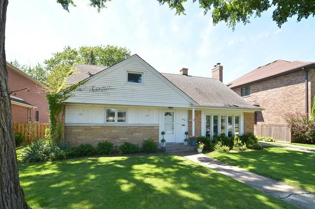 1820 Courtland Avenue, Park Ridge, IL 60068 (MLS #10352885) :: BNRealty