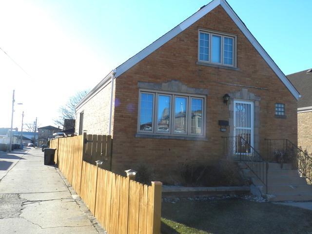 5432 S Mcvicker Avenue, Chicago, IL 60638 (MLS #10352892) :: Helen Oliveri Real Estate