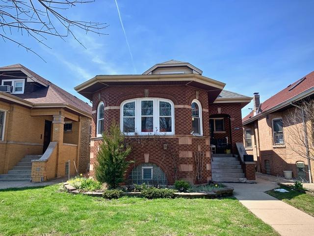3140 N Menard Avenue, Chicago, IL 60634 (MLS #10352894) :: Leigh Marcus | @properties