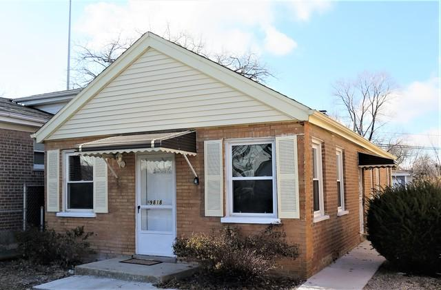 9818 S Harvard Avenue, Chicago, IL 60628 (MLS #10352899) :: Helen Oliveri Real Estate