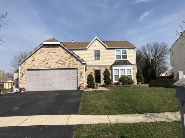 1181 Narragansett Drive, Carol Stream, IL 60188 (MLS #10353013) :: Leigh Marcus | @properties