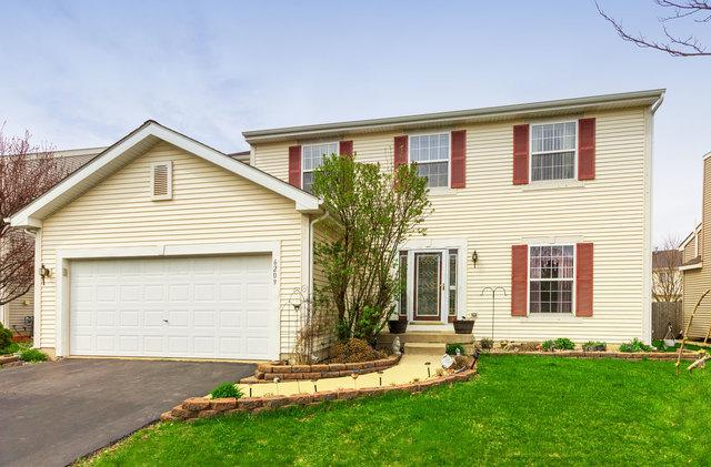 6209 Clifton Court, Plainfield, IL 60586 (MLS #10353072) :: The Dena Furlow Team - Keller Williams Realty