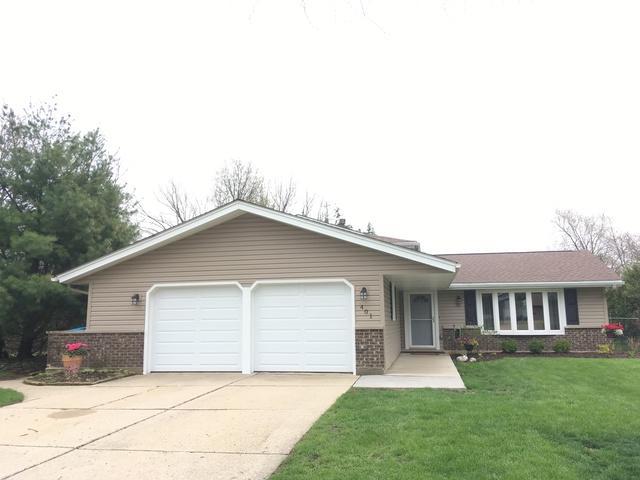 401 Laconia Lane, Schaumburg, IL 60193 (MLS #10353081) :: Berkshire Hathaway HomeServices Snyder Real Estate