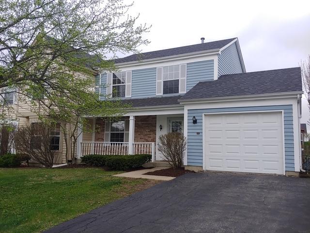 1317 Ansley Court, Mundelein, IL 60060 (MLS #10353084) :: Helen Oliveri Real Estate