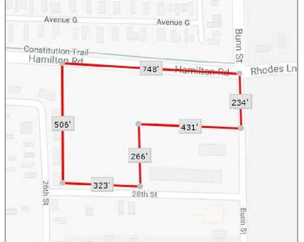 Lot 1 Hamilton Road, Bloomington, IL 61704 (MLS #10353109) :: BN Homes Group