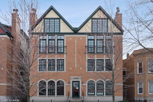 1709 W Foster Avenue 1E, Chicago, IL 60640 (MLS #10353176) :: Leigh Marcus | @properties