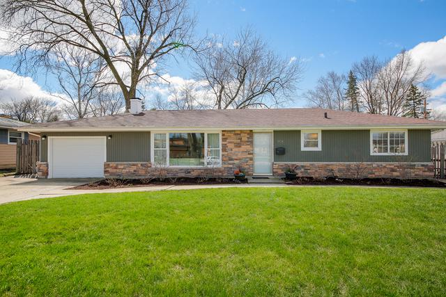 908 Bridle Lane, Wheaton, IL 60187 (MLS #10353188) :: The Wexler Group at Keller Williams Preferred Realty