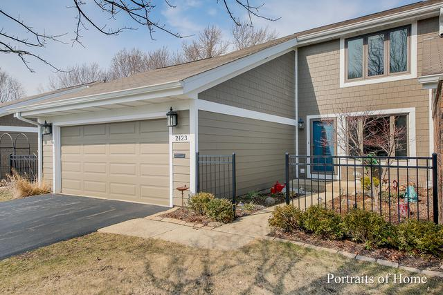 2123 Fox Run, Wheaton, IL 60189 (MLS #10353197) :: The Mattz Mega Group