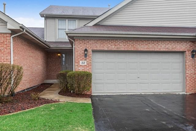 32 Aegina Drive, Tinley Park, IL 60477 (MLS #10353211) :: The Mattz Mega Group