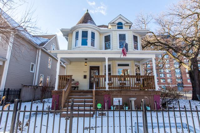 7430 N Paulina Street, Chicago, IL 60626 (MLS #10353258) :: Leigh Marcus | @properties