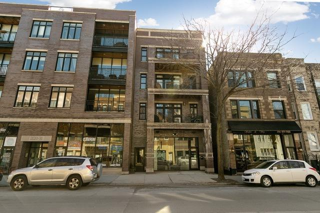 2135 W Belmont Avenue #4, Chicago, IL 60618 (MLS #10353278) :: BNRealty