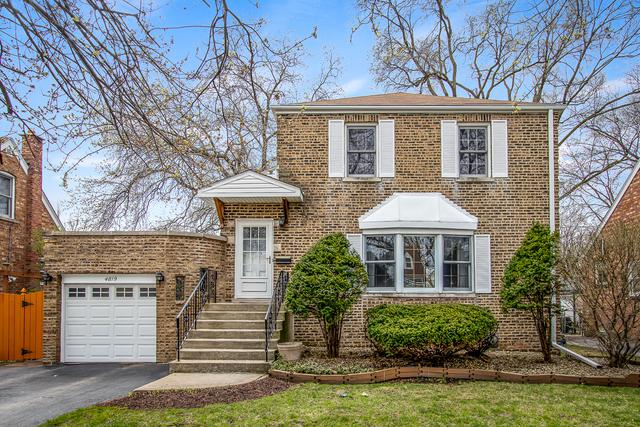 4819 W 96th Place, Oak Lawn, IL 60453 (MLS #10353293) :: The Wexler Group at Keller Williams Preferred Realty