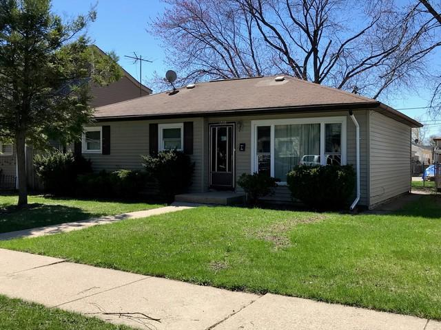 1708 N 39th Avenue, Stone Park, IL 60165 (MLS #10353294) :: Angela Walker Homes Real Estate Group