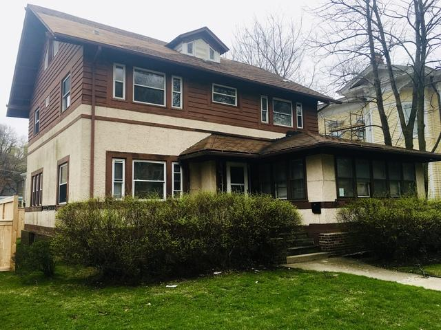 1239 Asbury Avenue, Evanston, IL 60202 (MLS #10353303) :: Helen Oliveri Real Estate