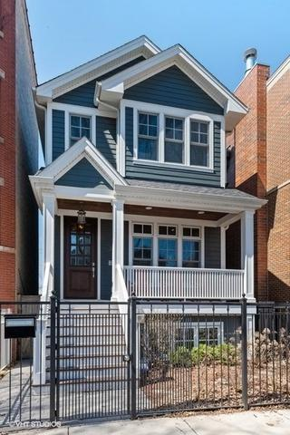 3336 N Claremont Avenue, Chicago, IL 60618 (MLS #10353312) :: BNRealty