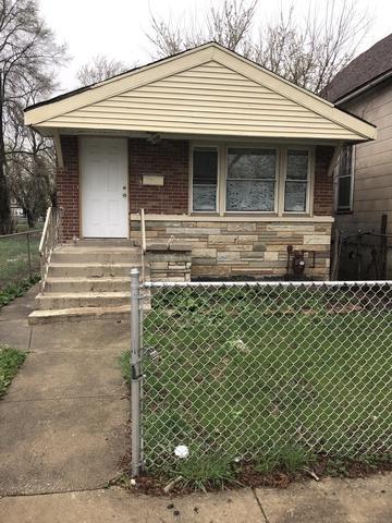 330 W 109th Street, Chicago, IL 60628 (MLS #10353318) :: Helen Oliveri Real Estate