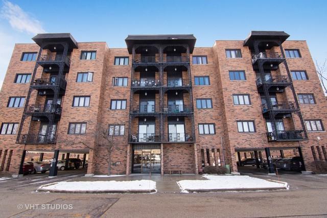 9355 Landings Lane #402, Des Plaines, IL 60016 (MLS #10353453) :: Helen Oliveri Real Estate