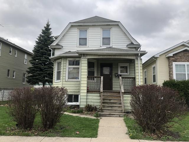 828 S 11TH Avenue, Maywood, IL 60153 (MLS #10353481) :: Helen Oliveri Real Estate