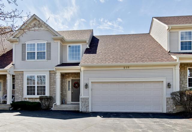 318 Berkshire Drive #318, Lake Villa, IL 60046 (MLS #10353510) :: Helen Oliveri Real Estate