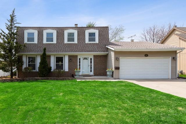 1644 S Lorraine Road, Wheaton, IL 60189 (MLS #10353565) :: The Wexler Group at Keller Williams Preferred Realty