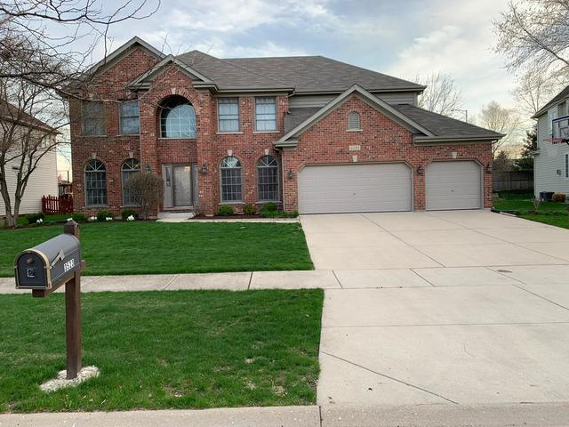 3523 Breitwieser Lane, Naperville, IL 60564 (MLS #10353570) :: The Dena Furlow Team - Keller Williams Realty